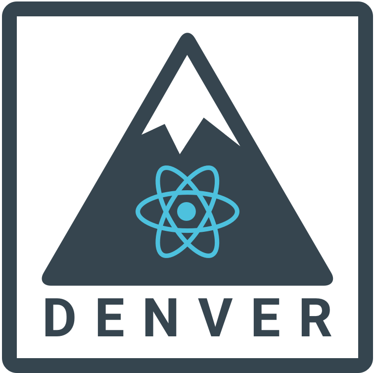 React Denver Logo